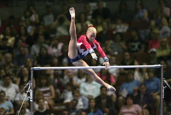 Courtney McCool. 2008 Olympian.