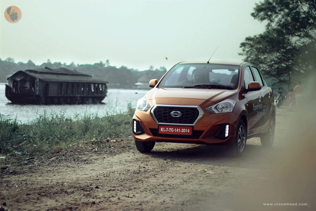 Is The New 2018 Datsun Go A Perfect Driver For The