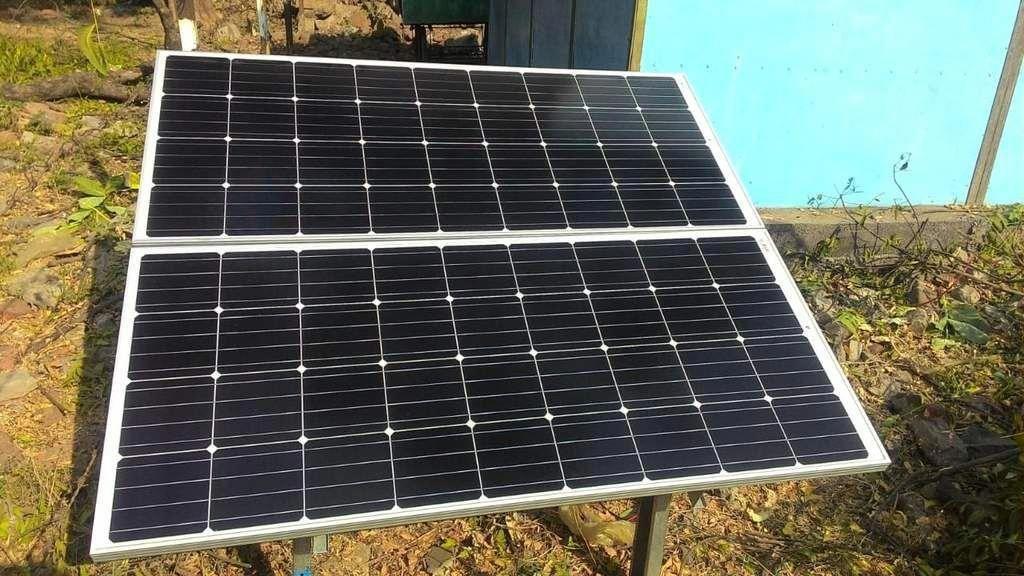 Loom Solar Panel KIT solarenergy,solarpanels,solarpower