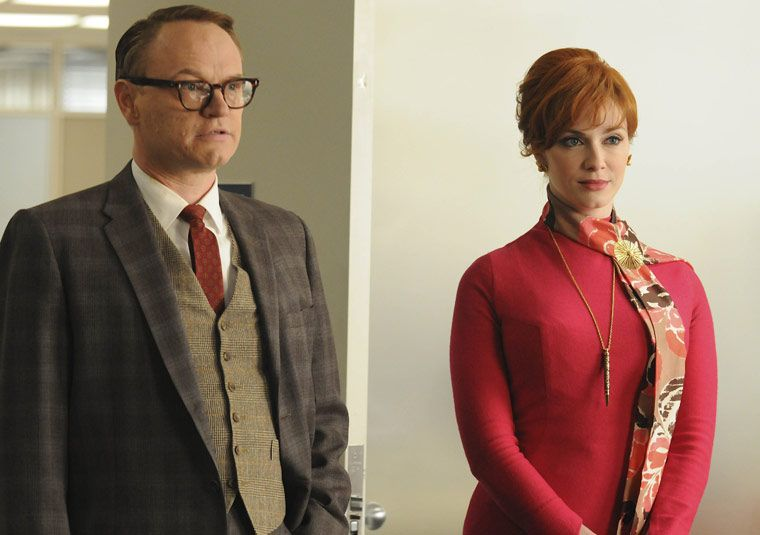 Joan-Mad Men Season 4 Episode Photos | Looks, Look e Moda