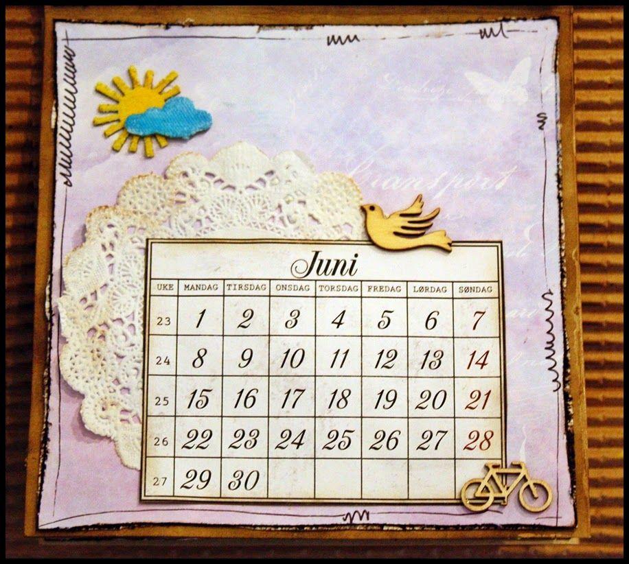 Scrappiness: Kalender 2015.