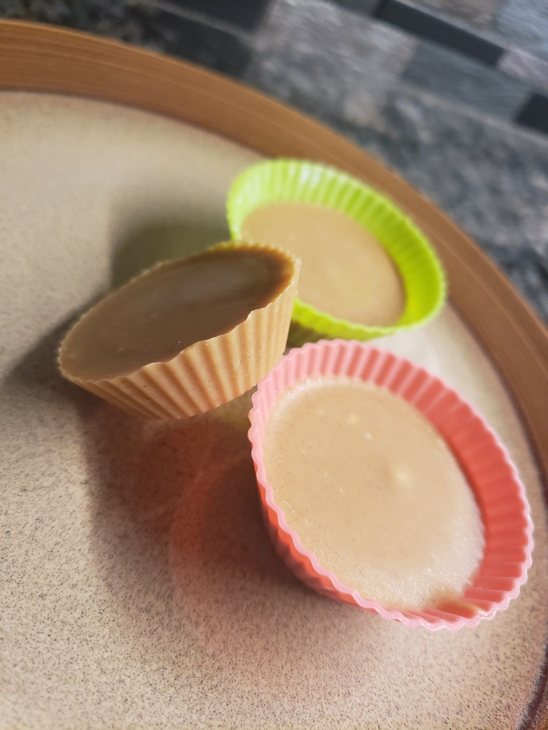 Simple Keto White Chocolate Peanut Butter Cups Keto