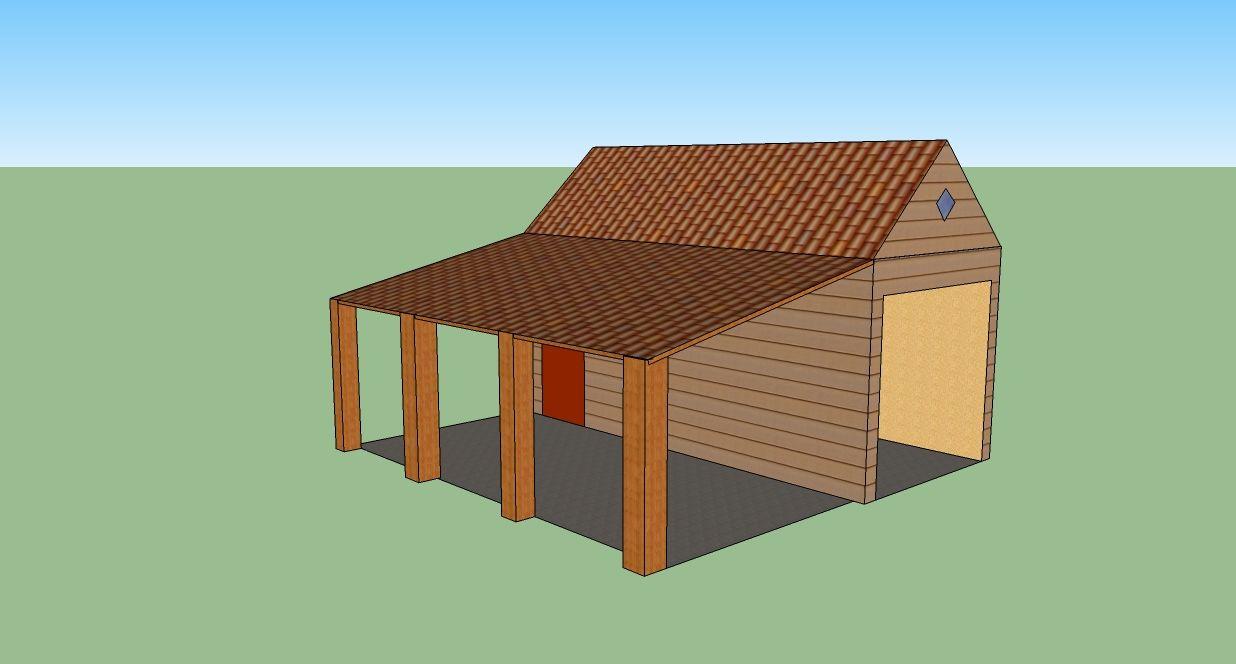 Shed Plans Free 16x16: Attached Carport Building Plans ...