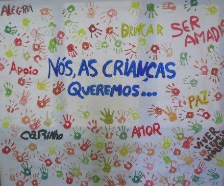 Painel E Mural Para O Dia Das Crianças 12 De Outubro Actividades