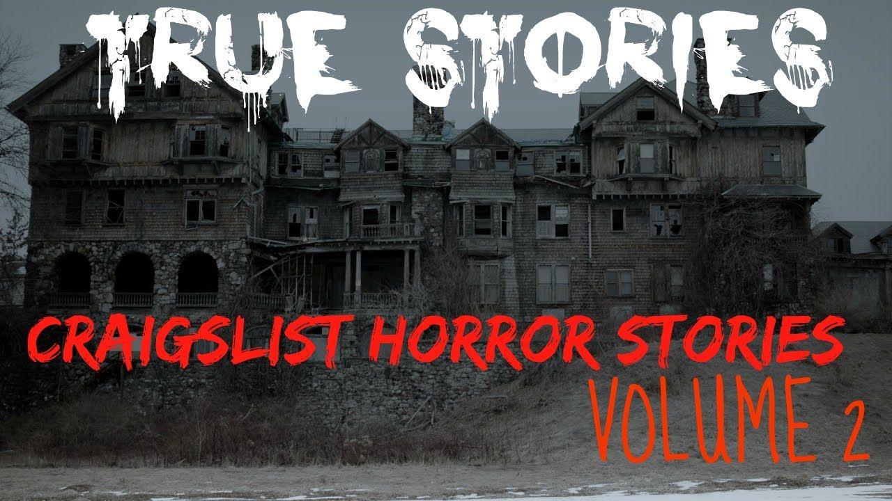 bb6aedbf2c 3 Craigslist Horror Stories Volume 2