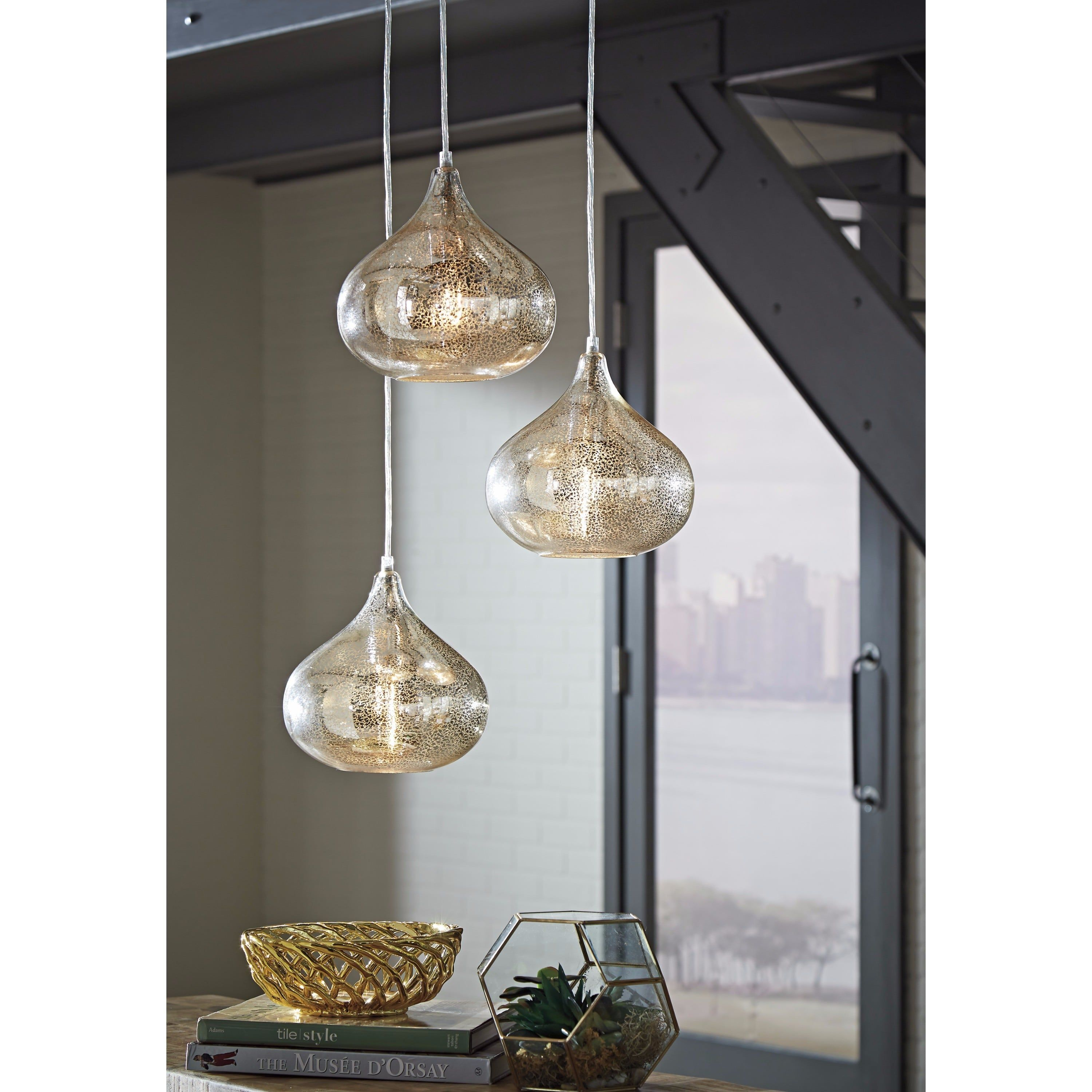 Overstock Com Online Shopping Bedding Furniture Electronics Jewelry Clothing More Glass Pendant Light Mercury Glass Pendant Light Pendant Light
