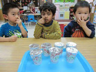 Preschool For Rookies: Five Senses: Smell