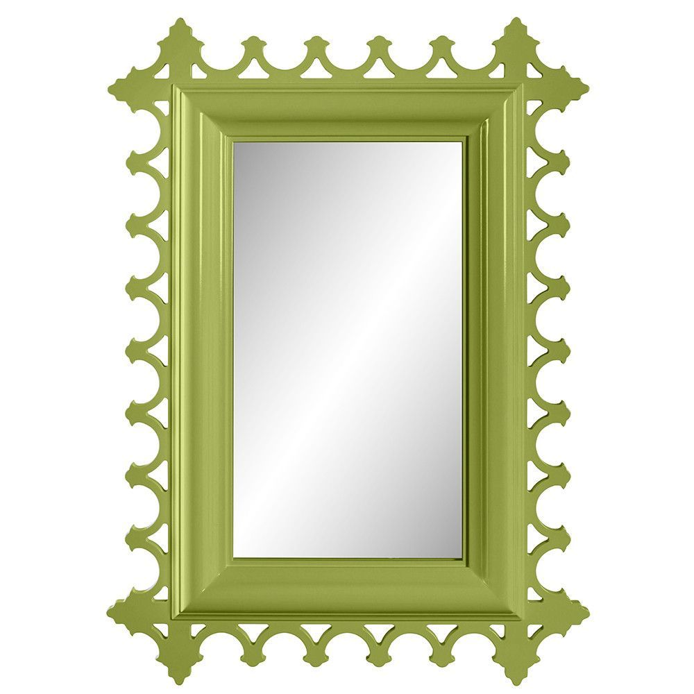 Tini Newport Decorative Lacquer Mirror