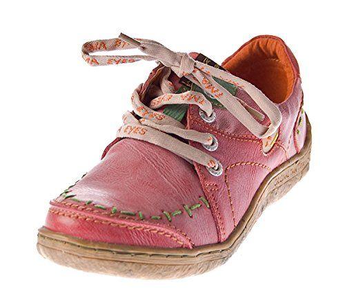 Damen Leder Halb Schuhe Sneakers Schwarz Weiß Used Look Comfort Turnschuhe TMA Eyes Gr. 36 hYVyiS