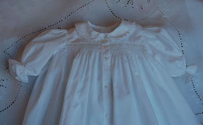 The Old Fashioned Baby Sewing Room: Daygowns