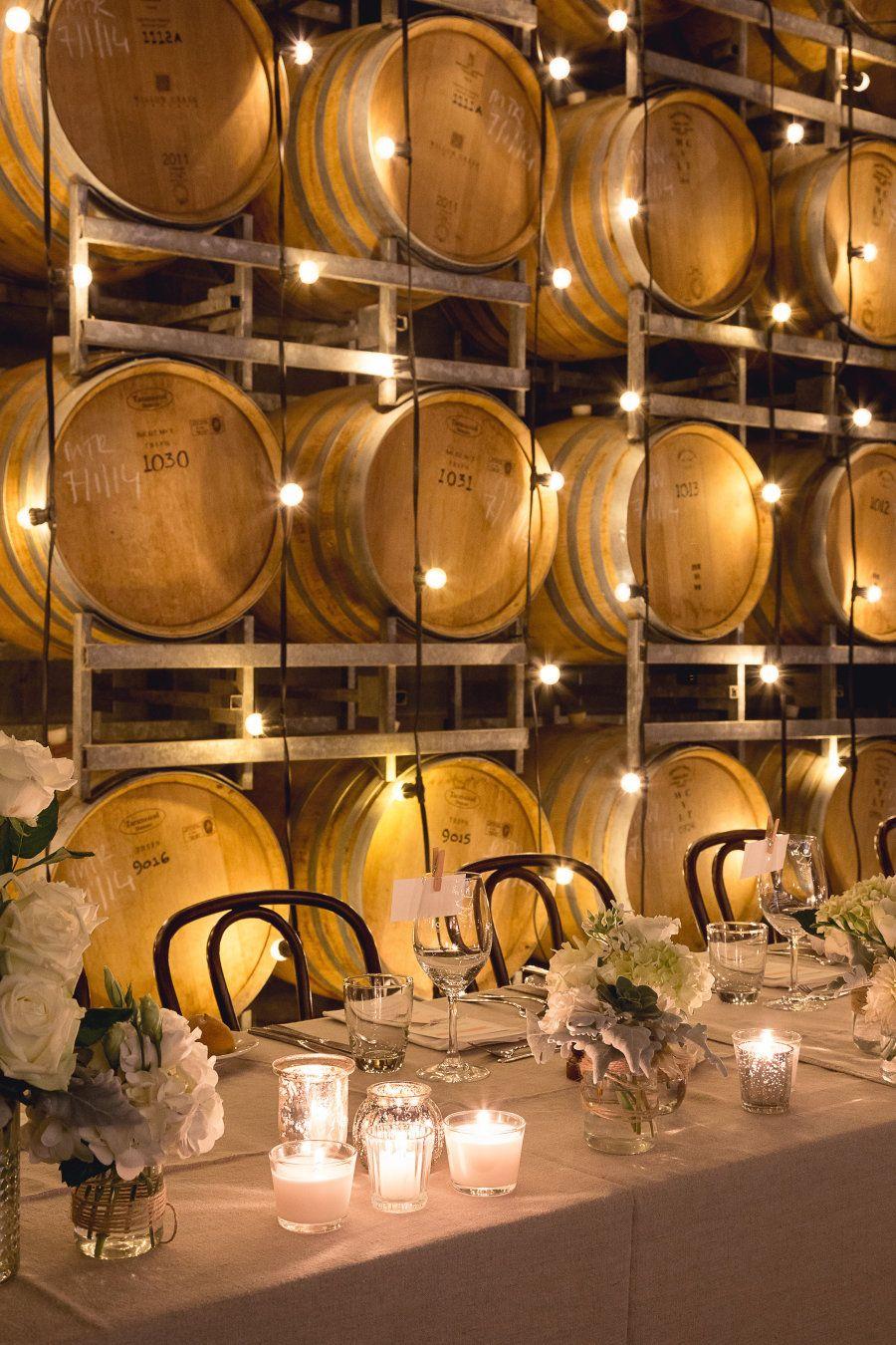 Orange traditional wedding decor  NonTraditional Melbourne Winery Wedding  Winery  Pinterest  Milk