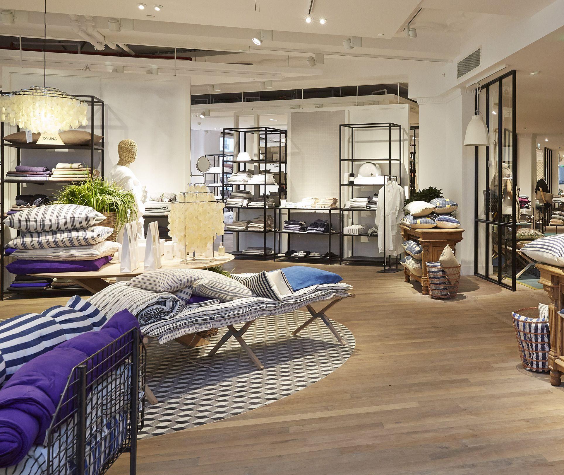 lumi re sur le nouvel espace maison du bon march rive gauche chambre pinterest bon marche. Black Bedroom Furniture Sets. Home Design Ideas
