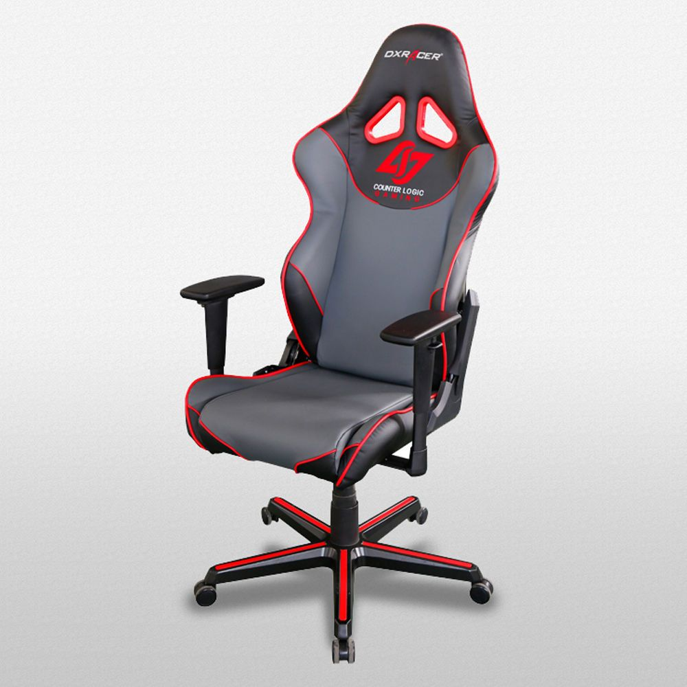 Racing Seat Office Chair Diy Swing Brisbane Dxracer Oh Rz129 Ngr Clg Gaming Seats Computer And Chairs