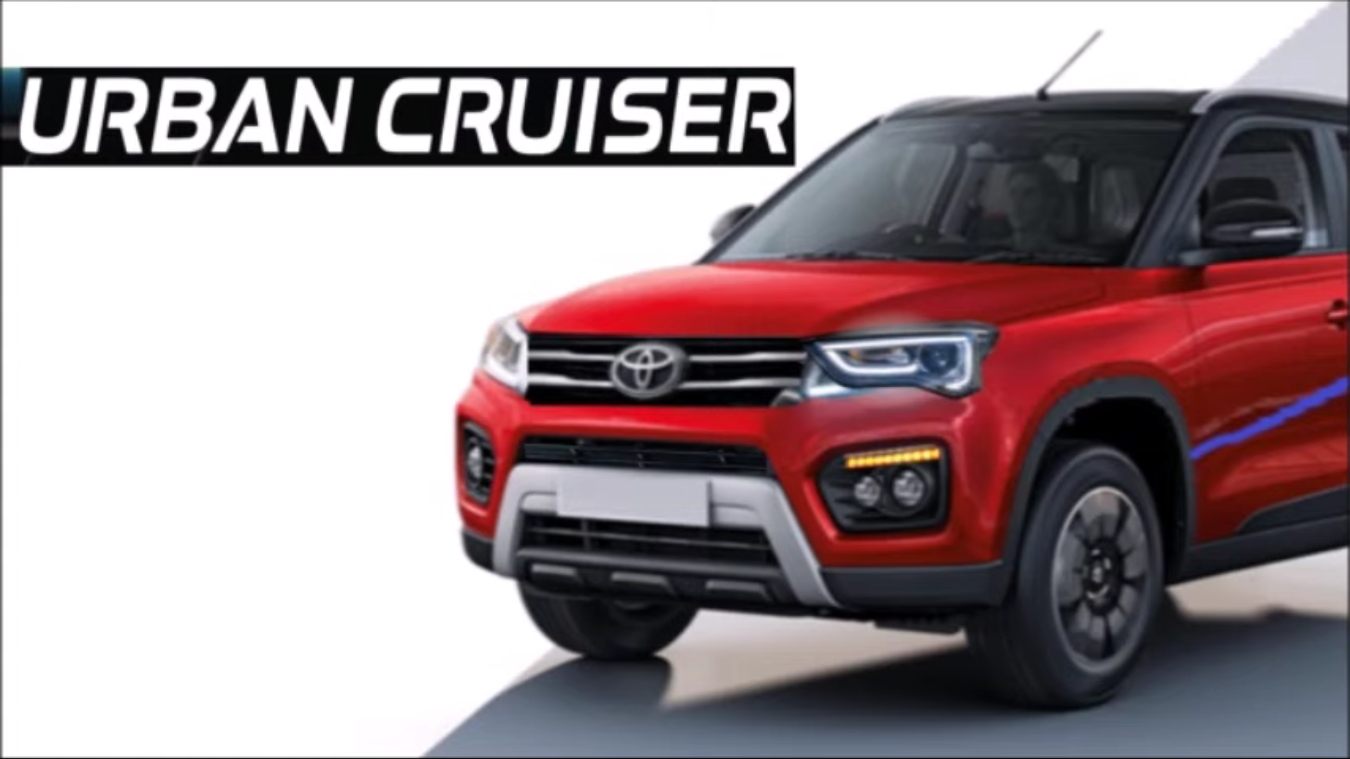 Toyota Urban Cruiser Suv Price In India