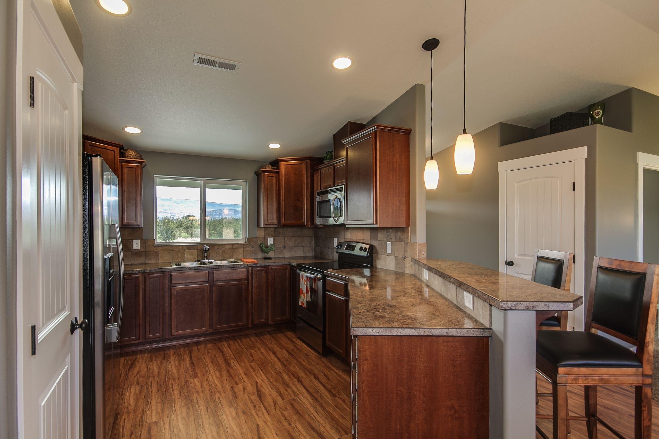 Efficient Kitchen Floor Plans