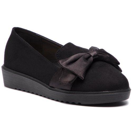 Polbuty Jenny Fairy Ws17092 Czarny Damskie Buty Polbuty Https Ccc Eu Jenny Shoes Loafers