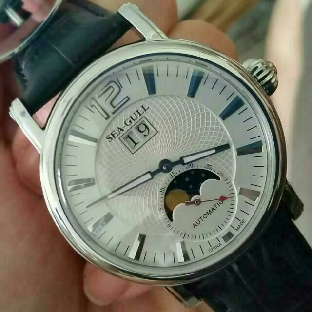 Seagull Moonphase Watch