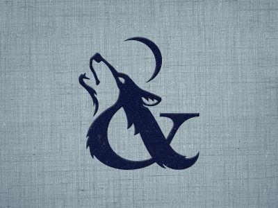 Dribbble Wolf Whisper V By Mackey Saturday Graphic Design Logo Graphic Design Inspiration Typography Design