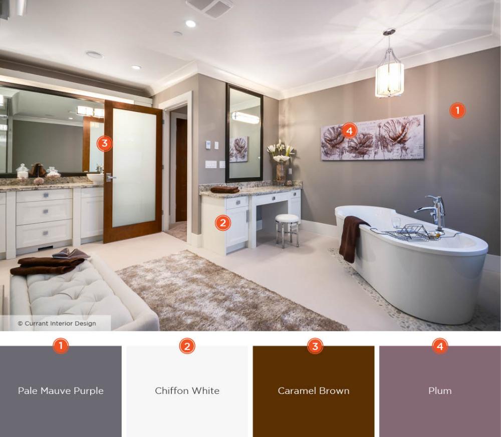 20 Relaxing Bathroom Color Schemes Relaxing Bathroom Best Bathroom Colors Bathroom Color Schemes