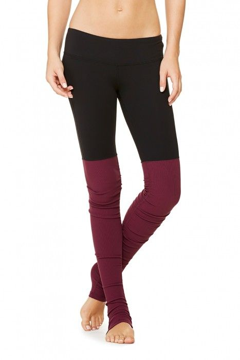 on sale 286de 9fdbd Goddess Legging   Women s Bottoms   ALO Yoga