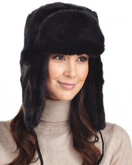 978f97d1d53 The Sochi Faux Fur Ladies Russian Hat in Black | The Skin I'm In ...