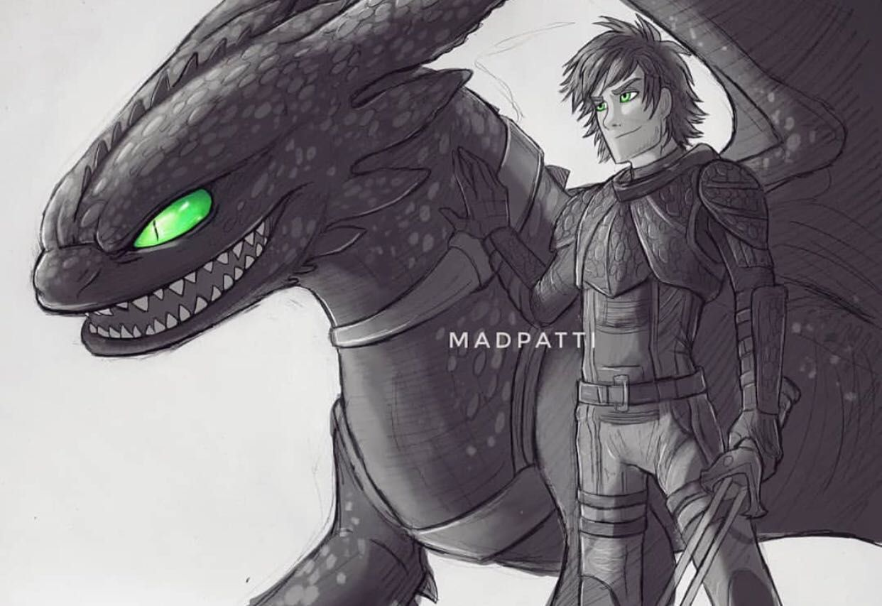 Hiccup Horrendous Haddock the Third son of Stoick the Vast