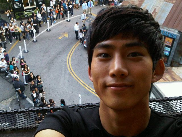 Ok Taecyeon always cute and adorable and breathtaking ;]