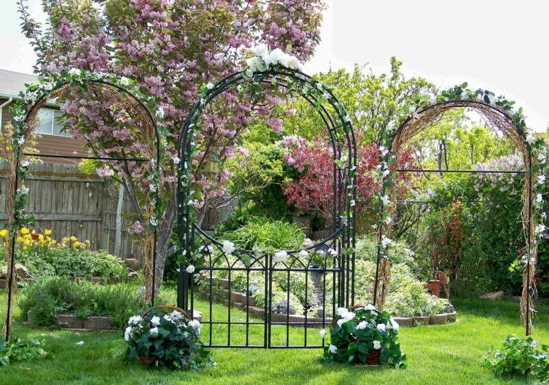 Wedding Backdrops Garden Arch Garden Arches Garden Gazebo