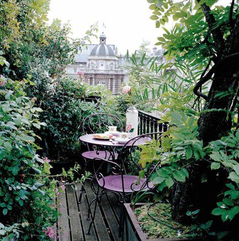 Photo of Maak van je terras een tuin