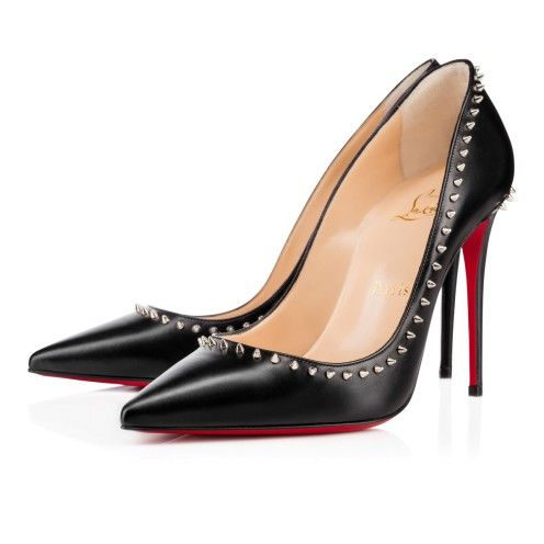 design intemporel 35bda 0c9c3 Women Shoes - Anjalina Shiny Calf - Christian Louboutin ...