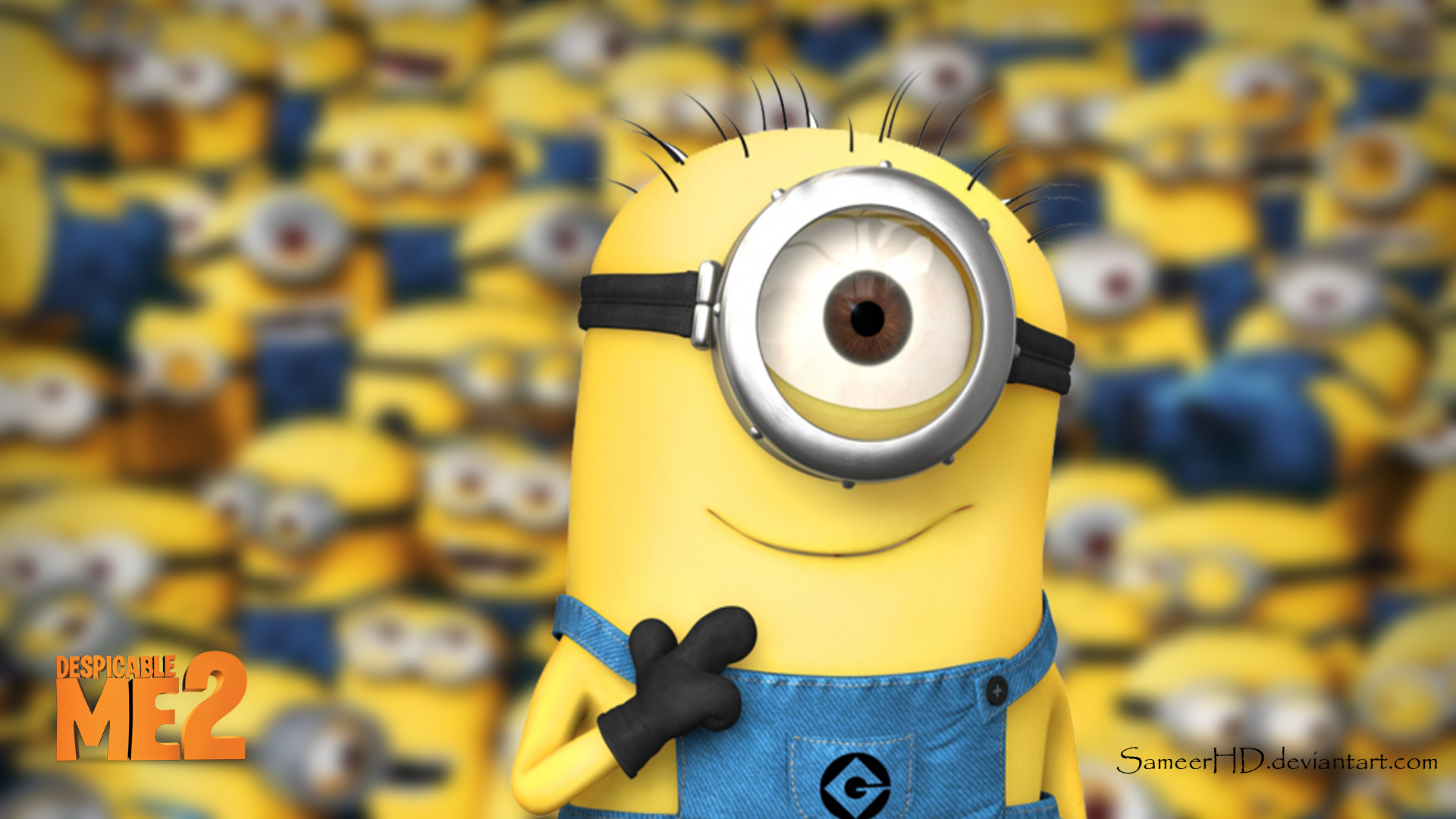 Minions wallpaper Phone background Pinterest