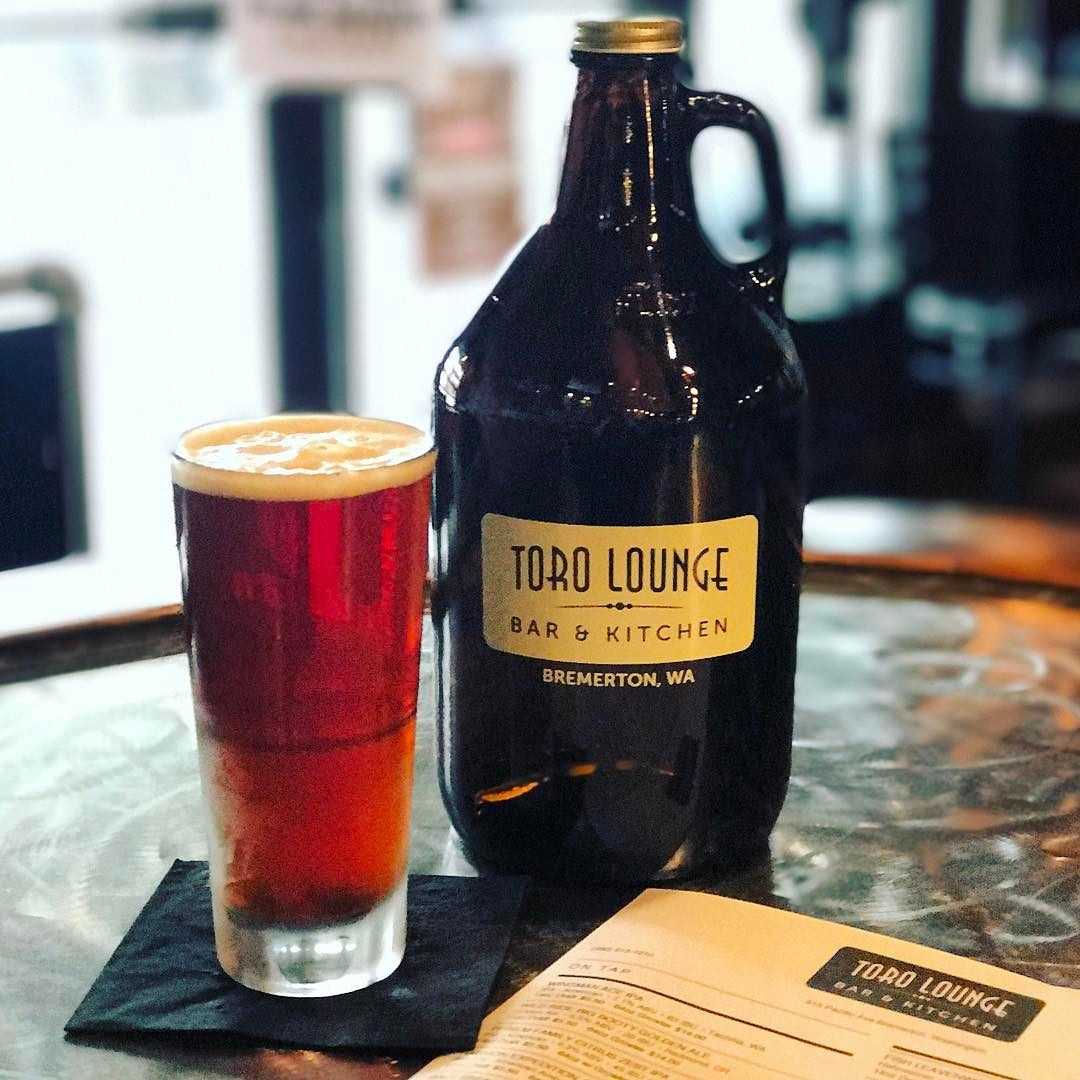 Open To Close Every Monday We Have Half Off All Our Beers And Growler Fills Torolounge Downtownbremerton Beer Craftbeer National Beer Day Untappd Beer