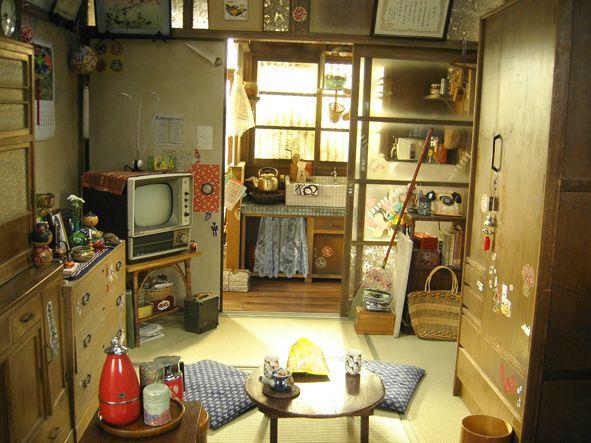 4 Jo Han 日本のアパート 和のインテリア 自宅で
