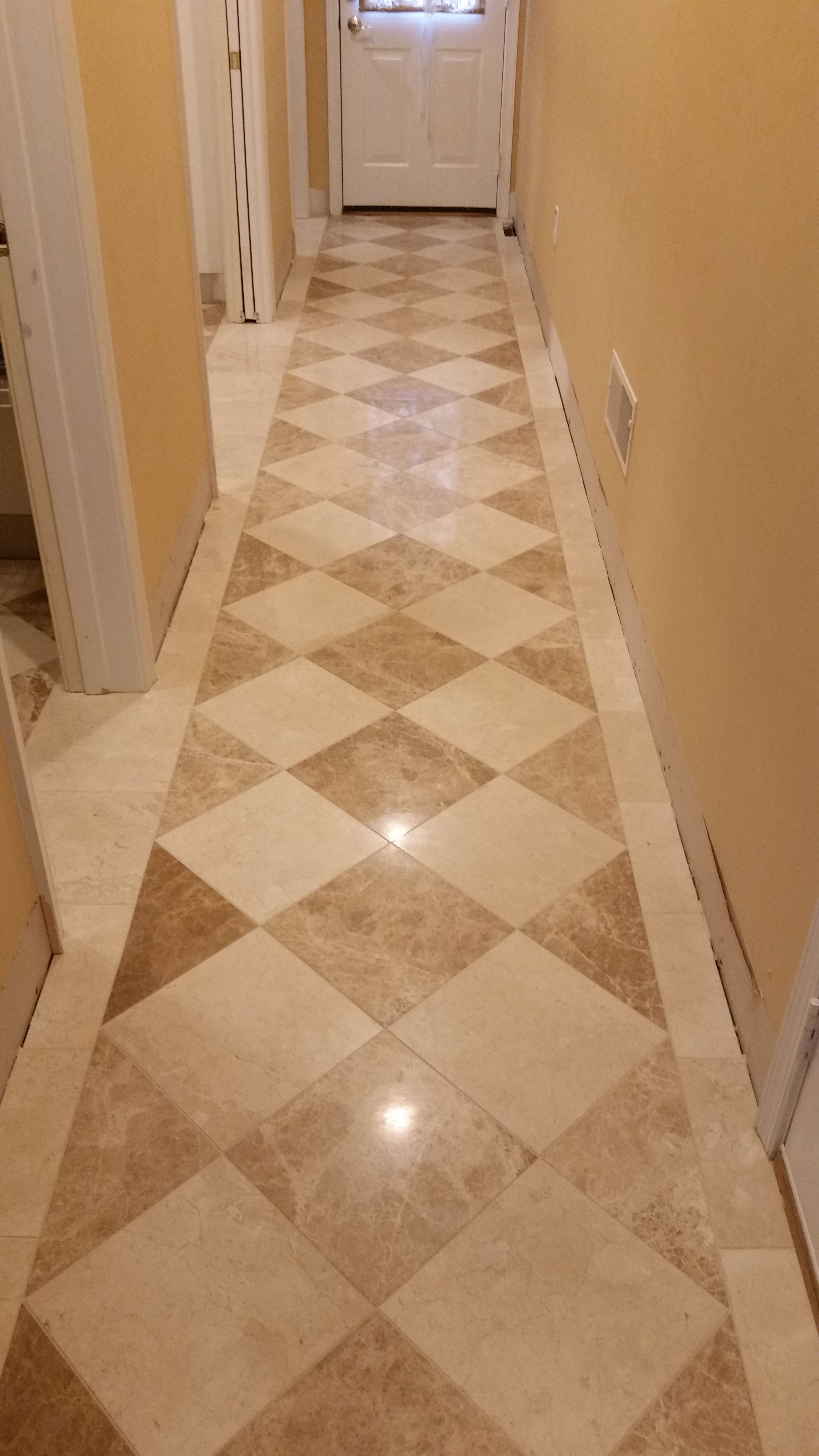 Flooring and installation from north hills flooring beautiful flooring and installation from north hills flooring beautiful ceramic tile in a hallway crema dailygadgetfo Image collections