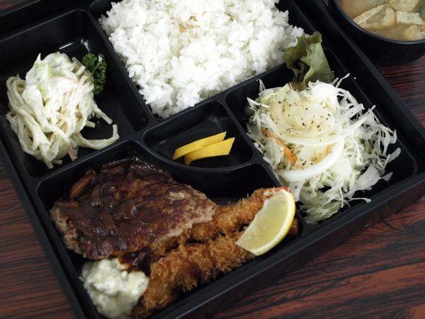 稲葉七段の昼食