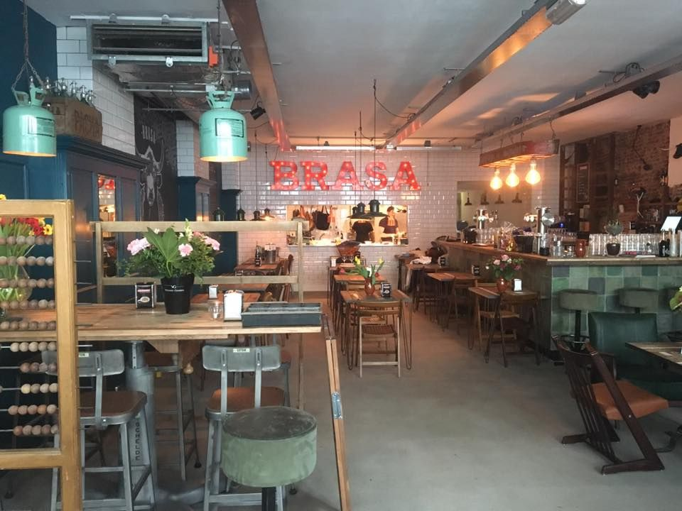 Brasa, Amersfoort   #restaurant #industrieel #amstersfoor #buildings ...
