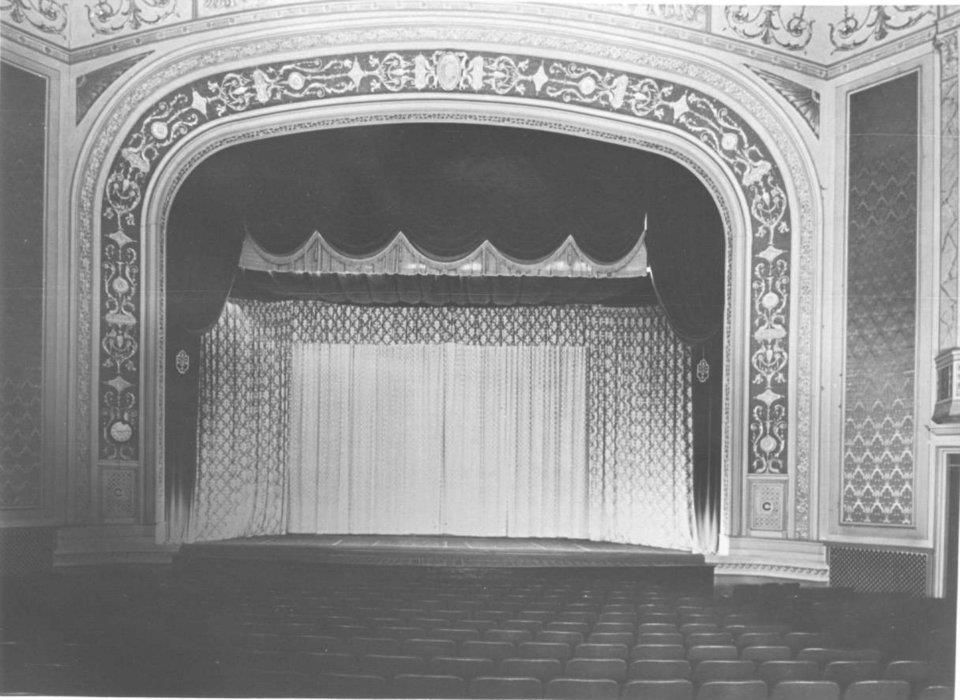 Capitol Theater PAC, Fall River, MA. Horrible fire destroyed the inside of the theater in 1930. http://www.capitoltheaterpac.org/ This is the last historic PAC in the city, it would be such a loss if it cant be saved.
