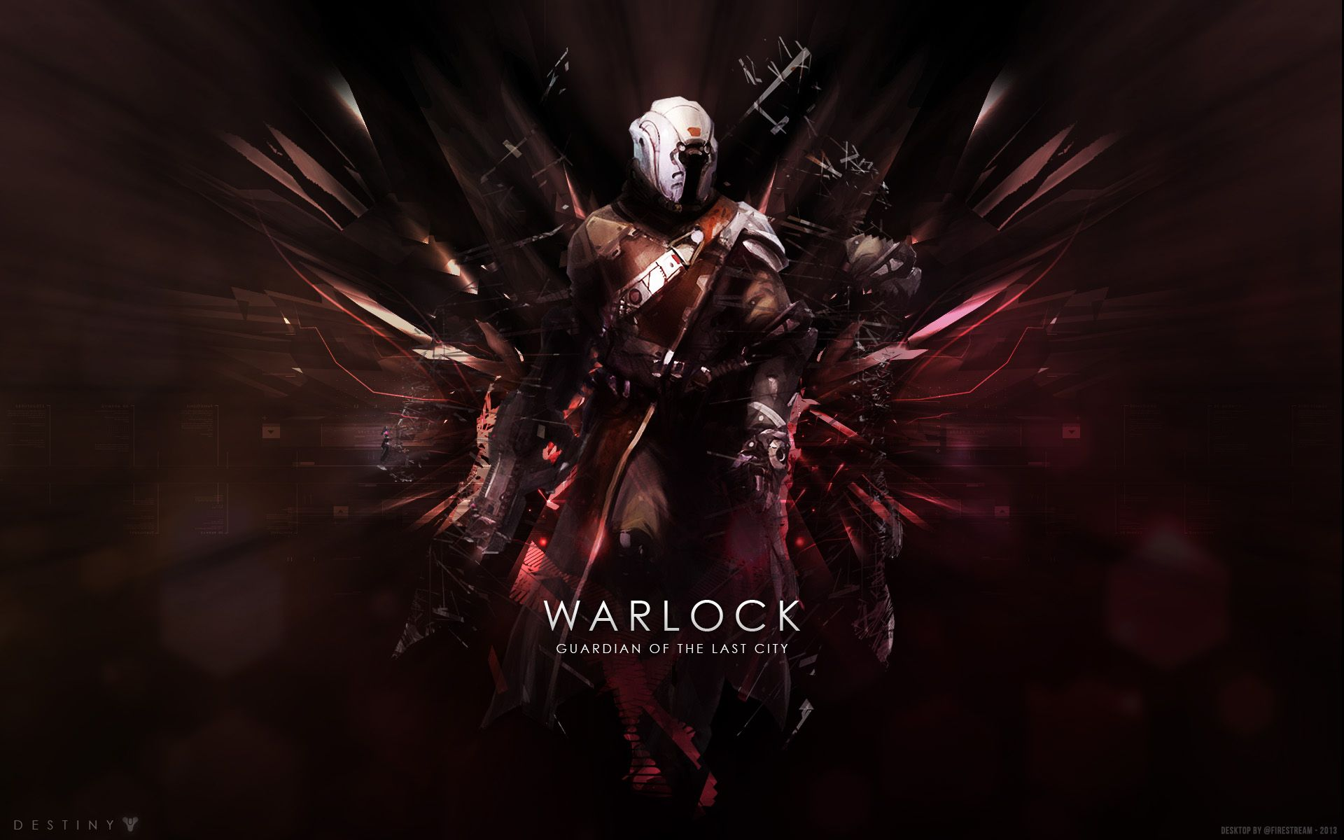 Destiny Warlock Armor Destiny's classes outlined