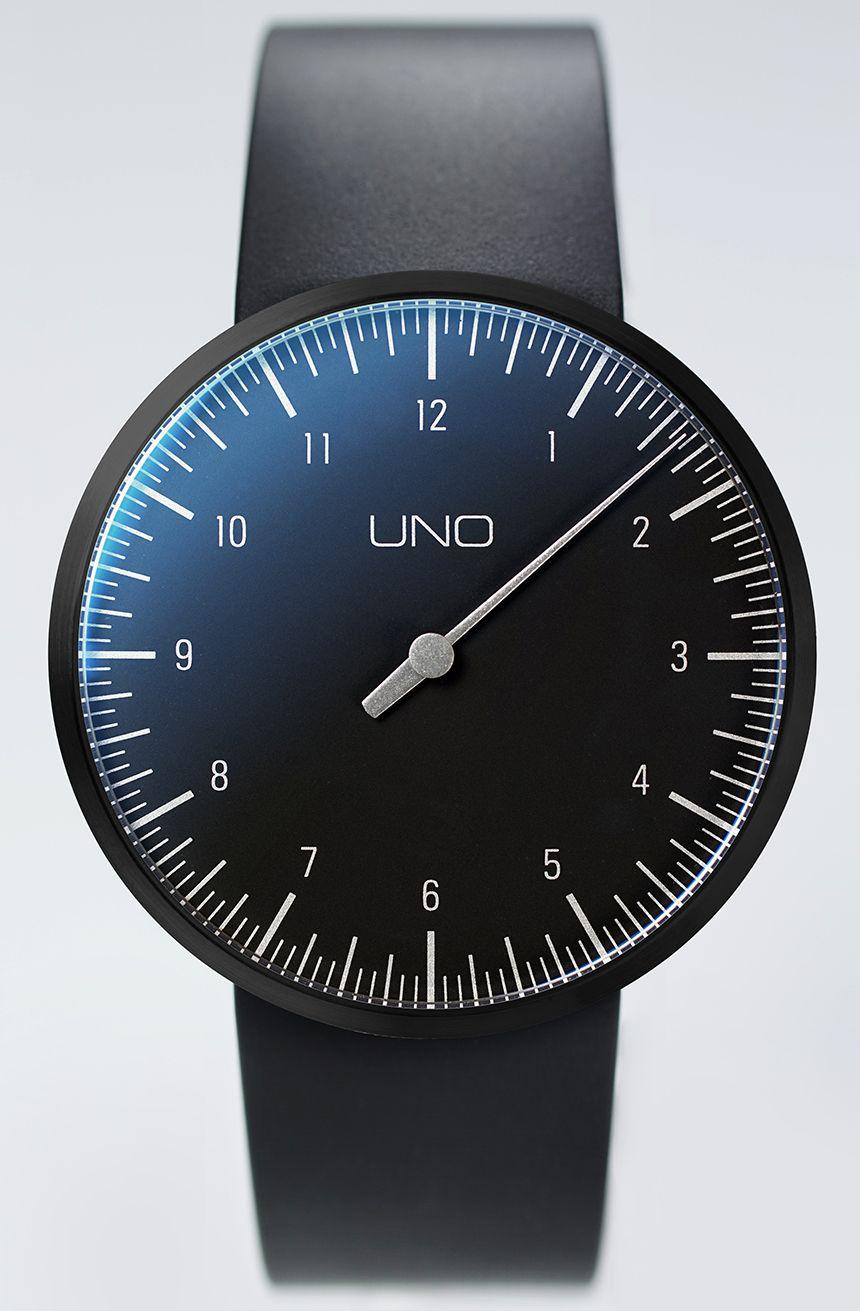 Botta-Design NOVA Titan   UNO Titan Watches - by Zen Love - on  aBlogtoWatch.com