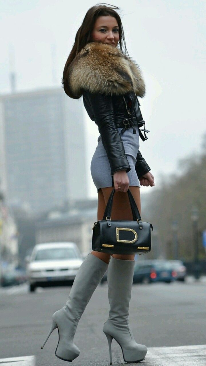 Untitled | My favourite FMB`s | Pinterest | Knee high boot, High ...