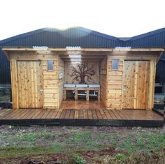 Disabled Access Compost Toilet Block In 2020 Outdoor