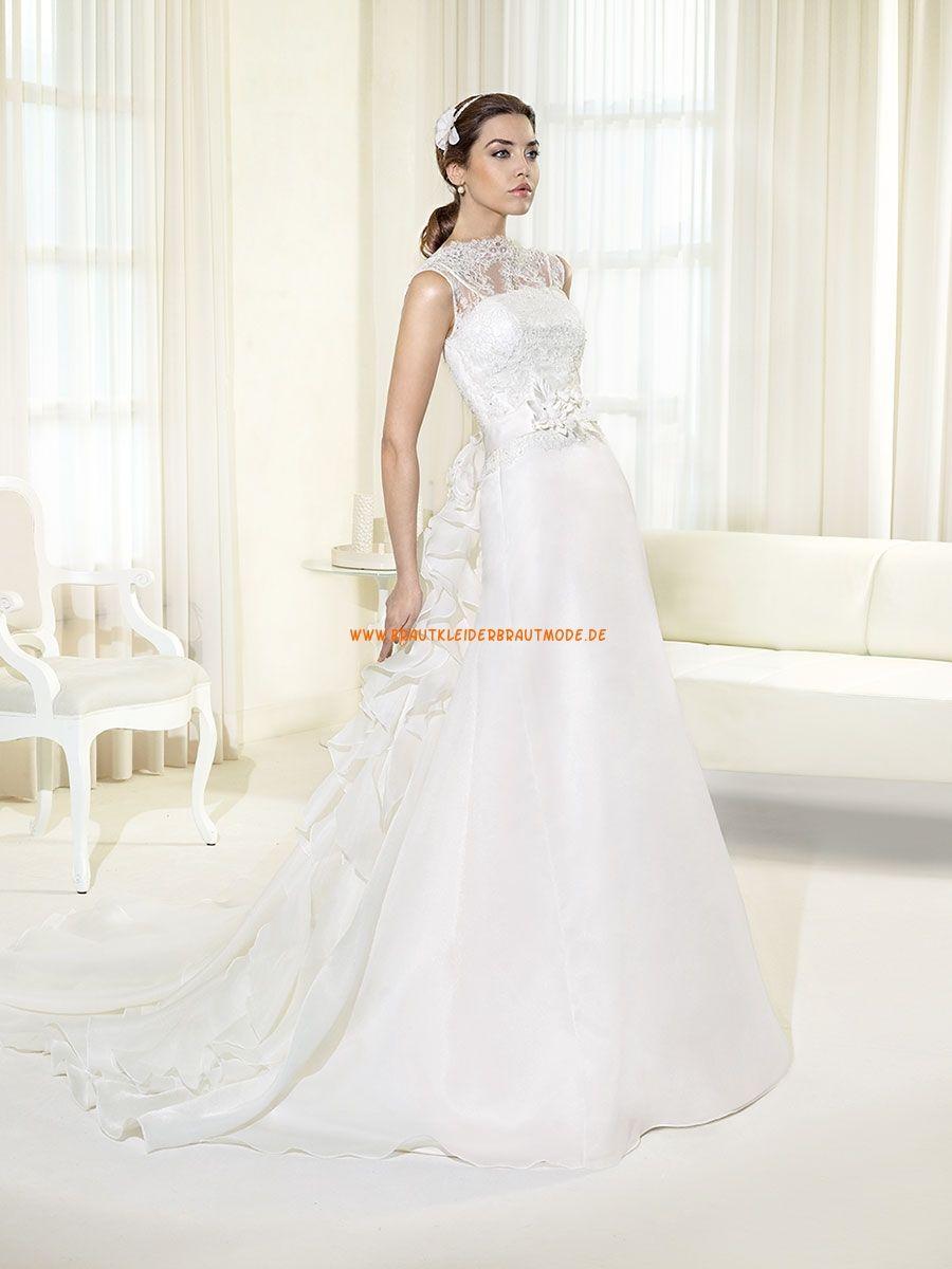 Außergewöhnliche Schicke Hochzeitskleider aus Organza | 2013 Neue ...