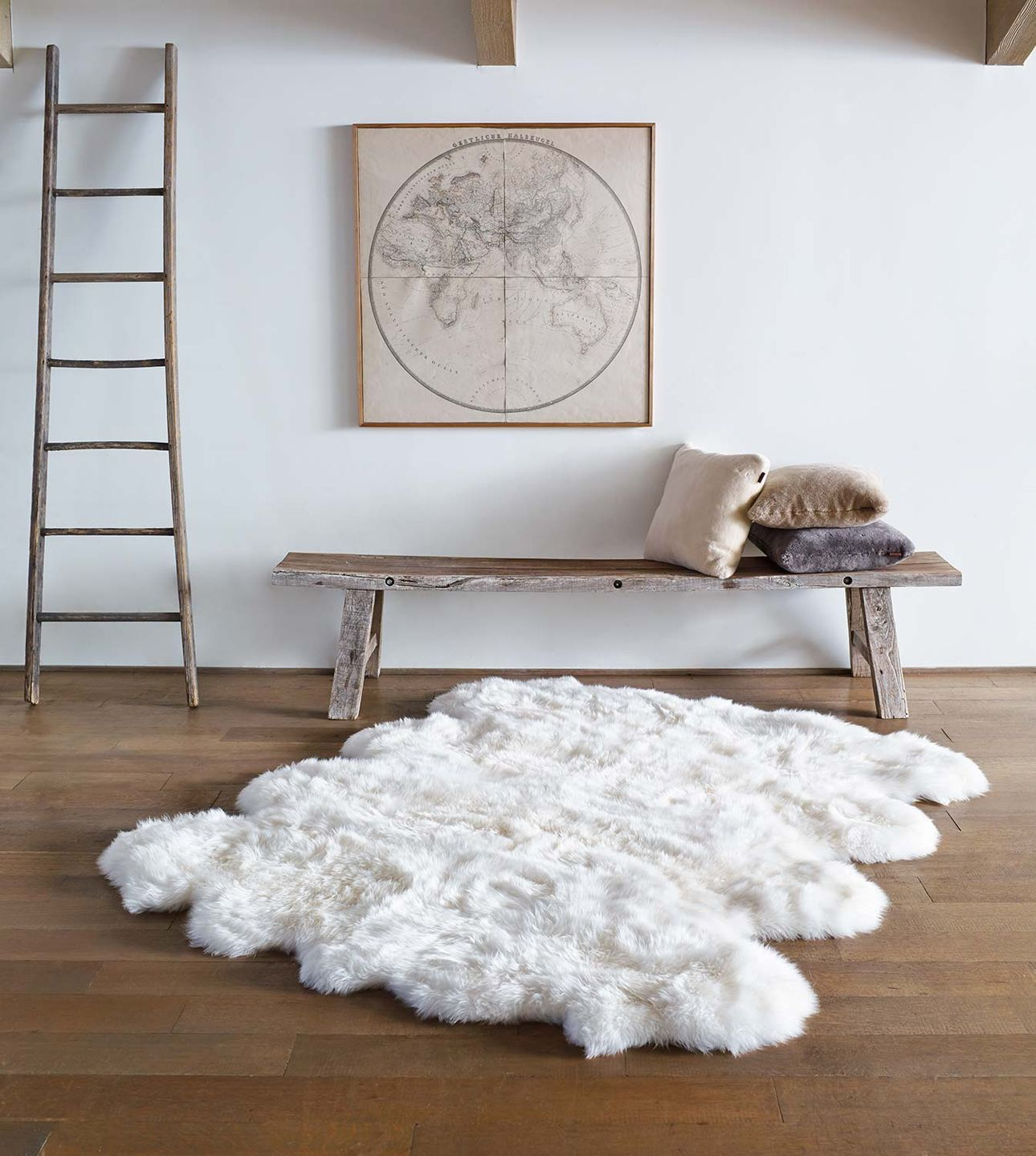Ugg 174 Sheepskin Area Rug Octo Free Shipping At