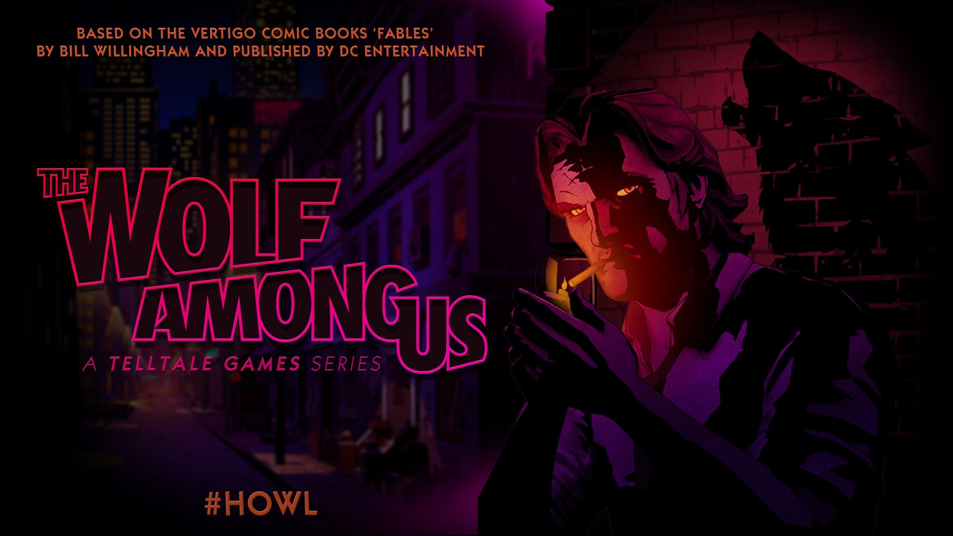 The Wolf Among Us Telltalegames The Wolf Among Us Fables Comic Fables