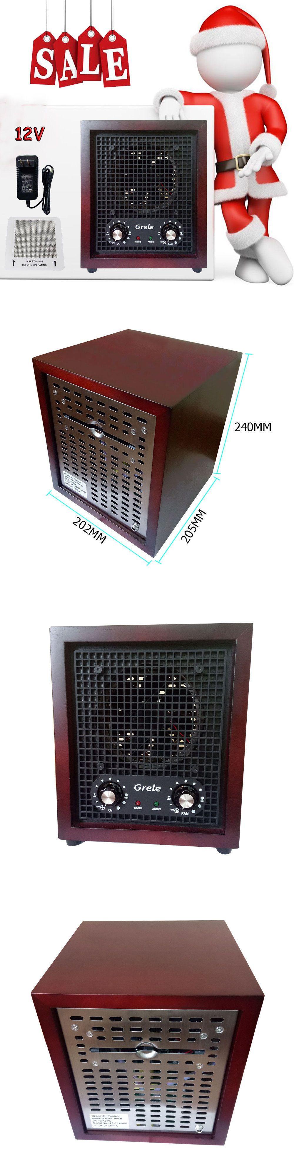 Air Purifiers 43510 26W Living Alpine Air Purifier