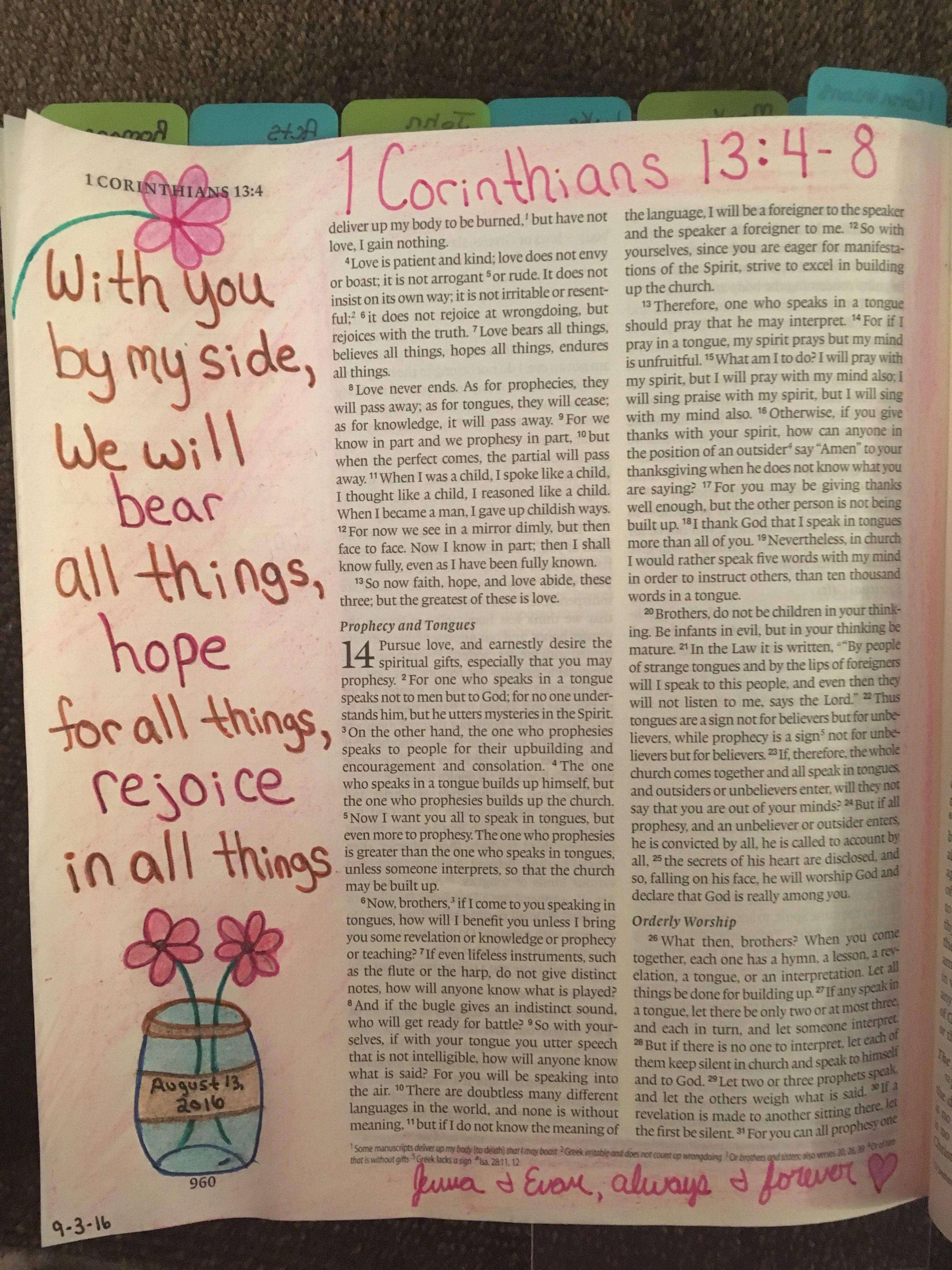 25+ Wedding readings 1 corinthians 13 4 8a info