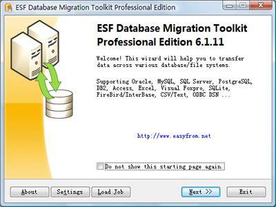 ESF Database Convert - Professional | Downloada2z.com