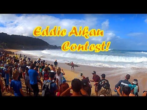 Short video of my experience at Eddie Aikau 2016! Eddie went and it was awesome to be a part of it!