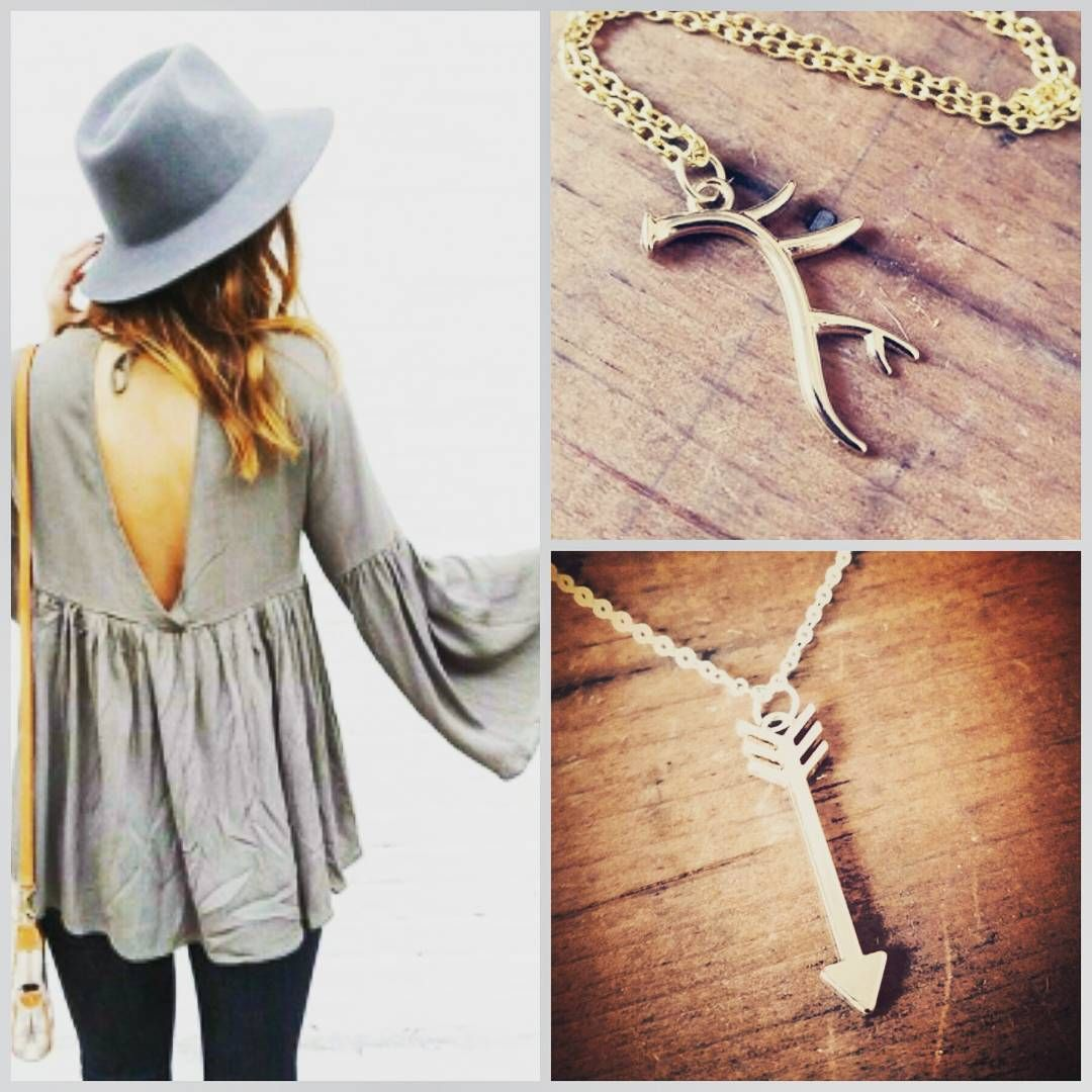 Layer it up! www.spruceandpinejewelry.com