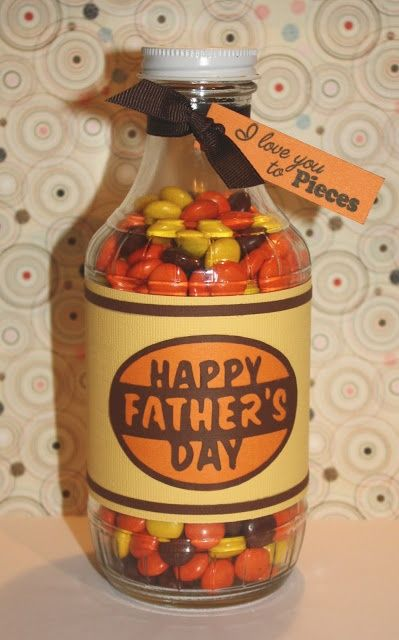 Easy Father's Day craft.